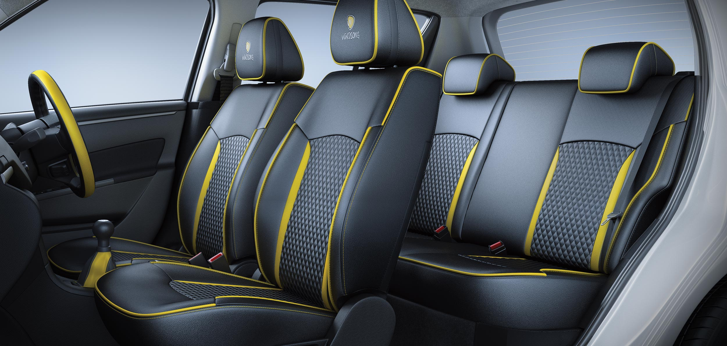 Seat Cover Designs For New Swift