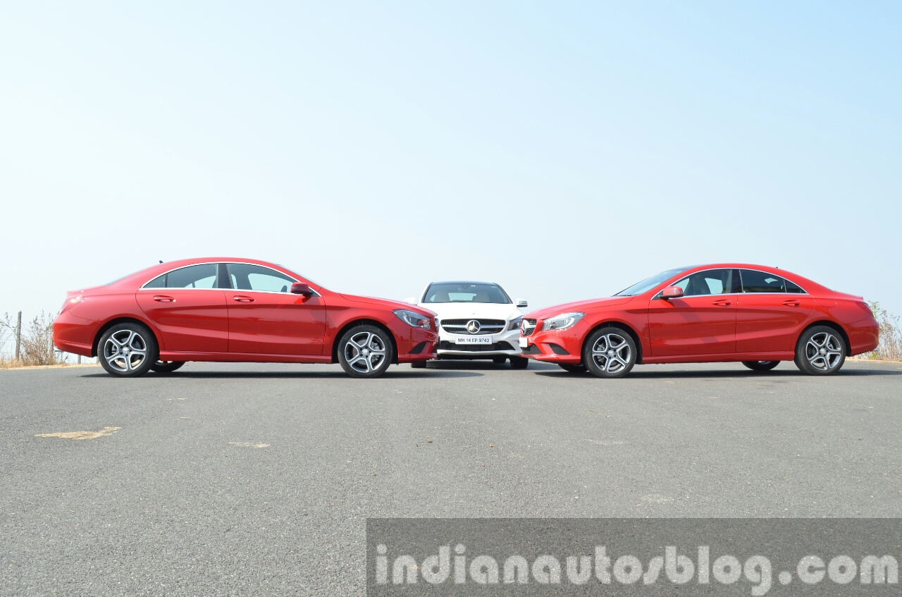 Mercedes CLA 200 CDI and CLA Review