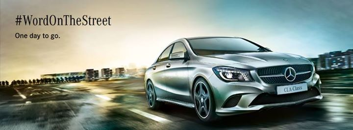 Mercedes CLA Word On The Street