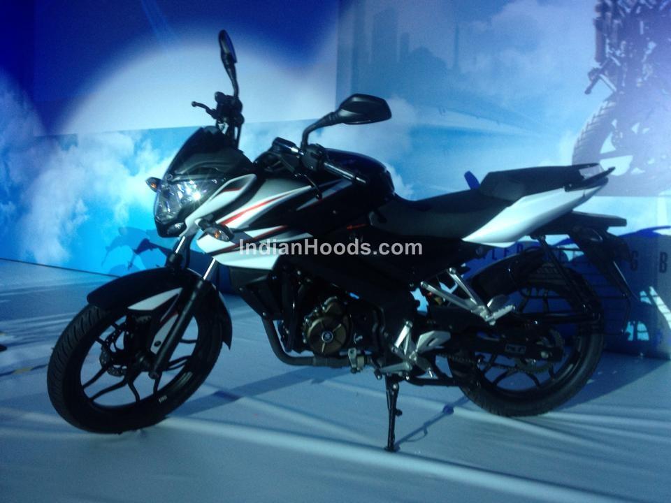 New Bajaj Pulsar 150 NS