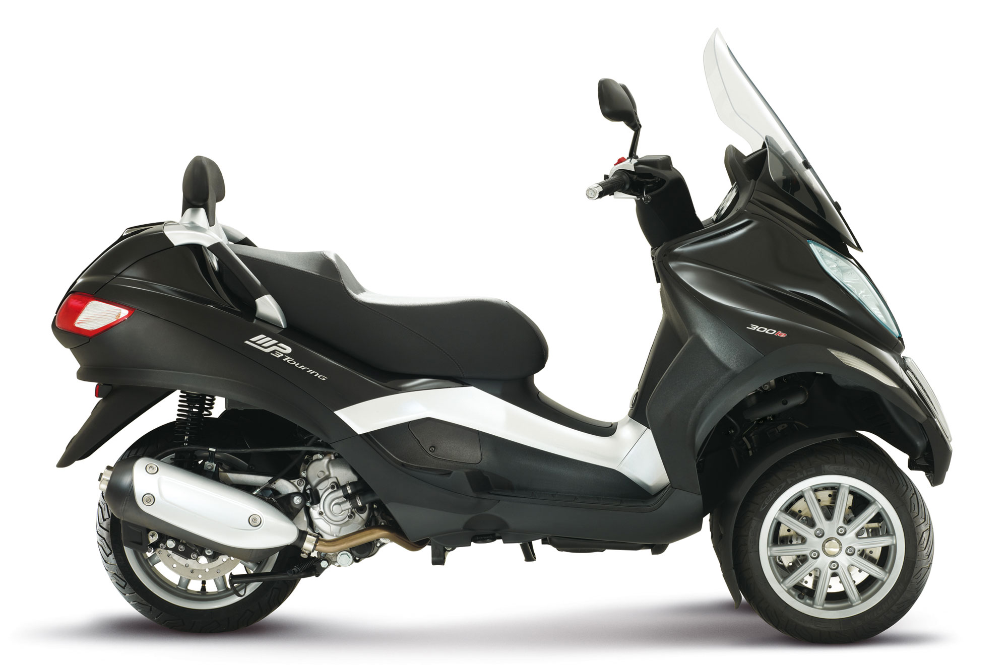 Piaggio Mp3 Hybrid Scooter Imported For R Amp D Purpose
