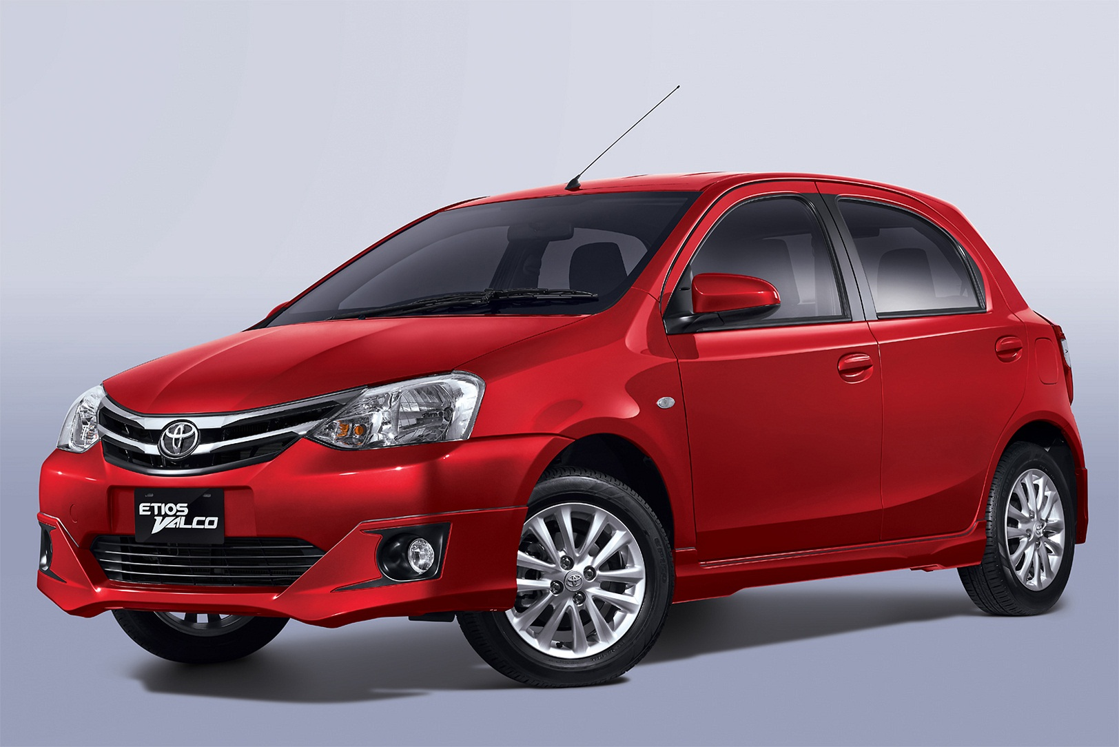 Toyota Etios Valco Refreshed In Indonesia