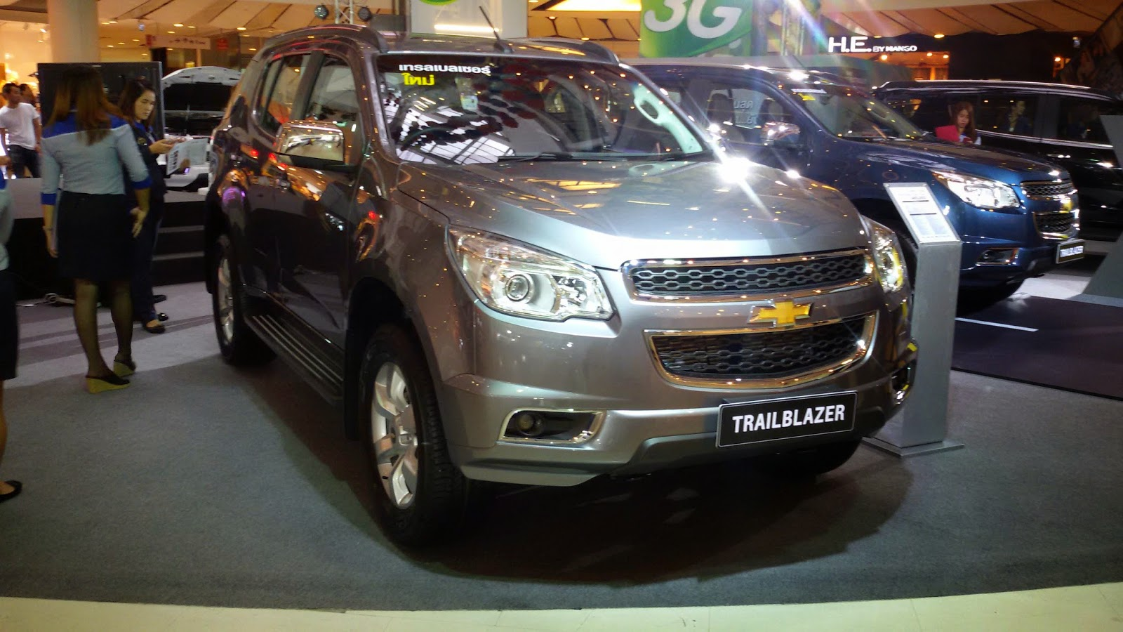 2015 Chevy Trailblazer >> 2015 Chevrolet Trailblazer Suv In Images