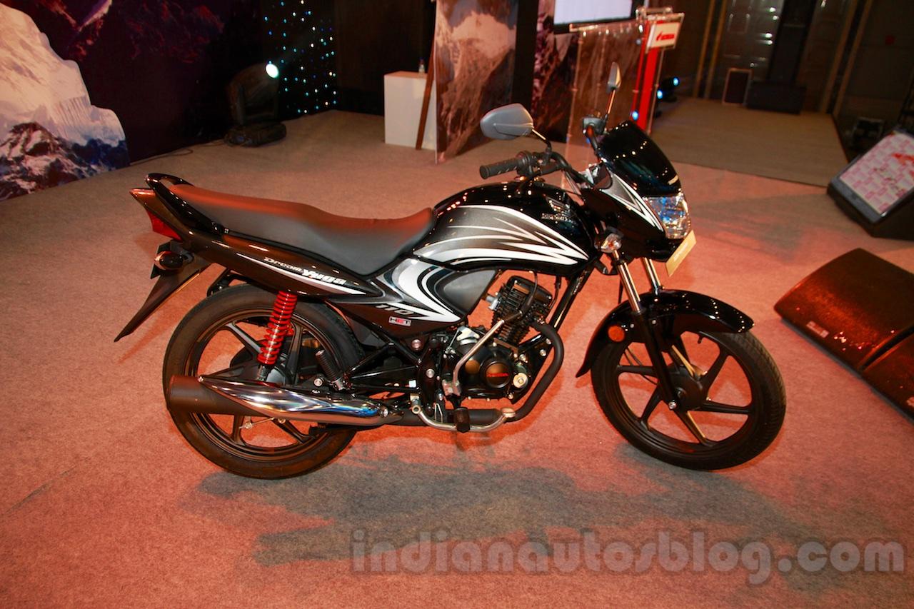 2015 Honda Dream Yuga Launched