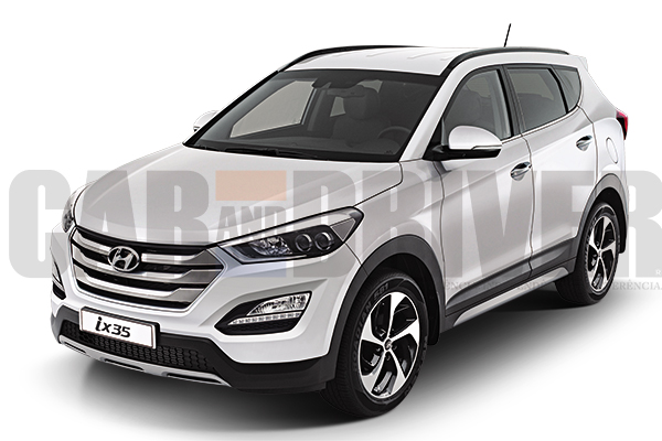 2016 hyundai ix35 to sport a santa fe like fascia. Black Bedroom Furniture Sets. Home Design Ideas