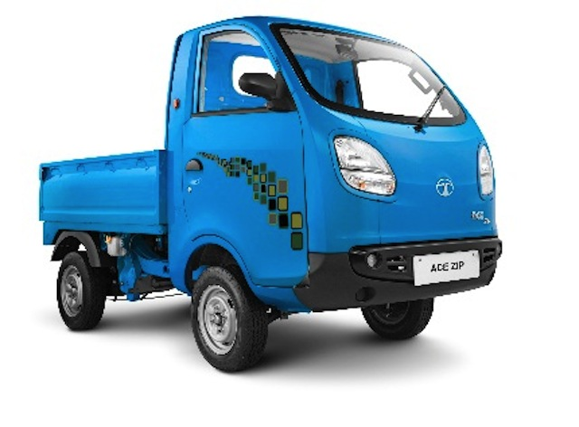 Tata Ace Zip with body graphics