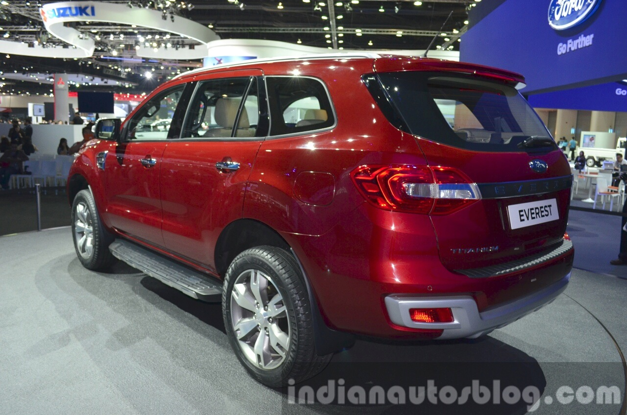 Ford Everest Raptor Price In India Ford Is Your Car