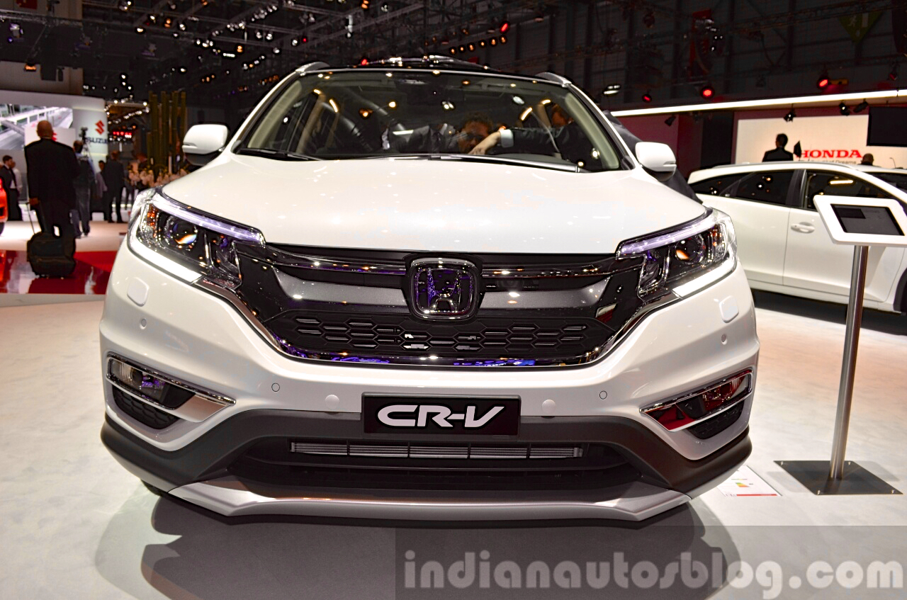 2015 honda cr v 2015 geneva live. Black Bedroom Furniture Sets. Home Design Ideas