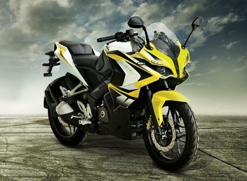 Bajaj Pulsar 200RS official picture