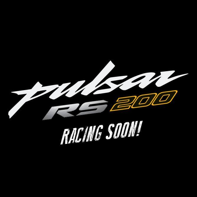 Bajaj Pulsar RS200 branding