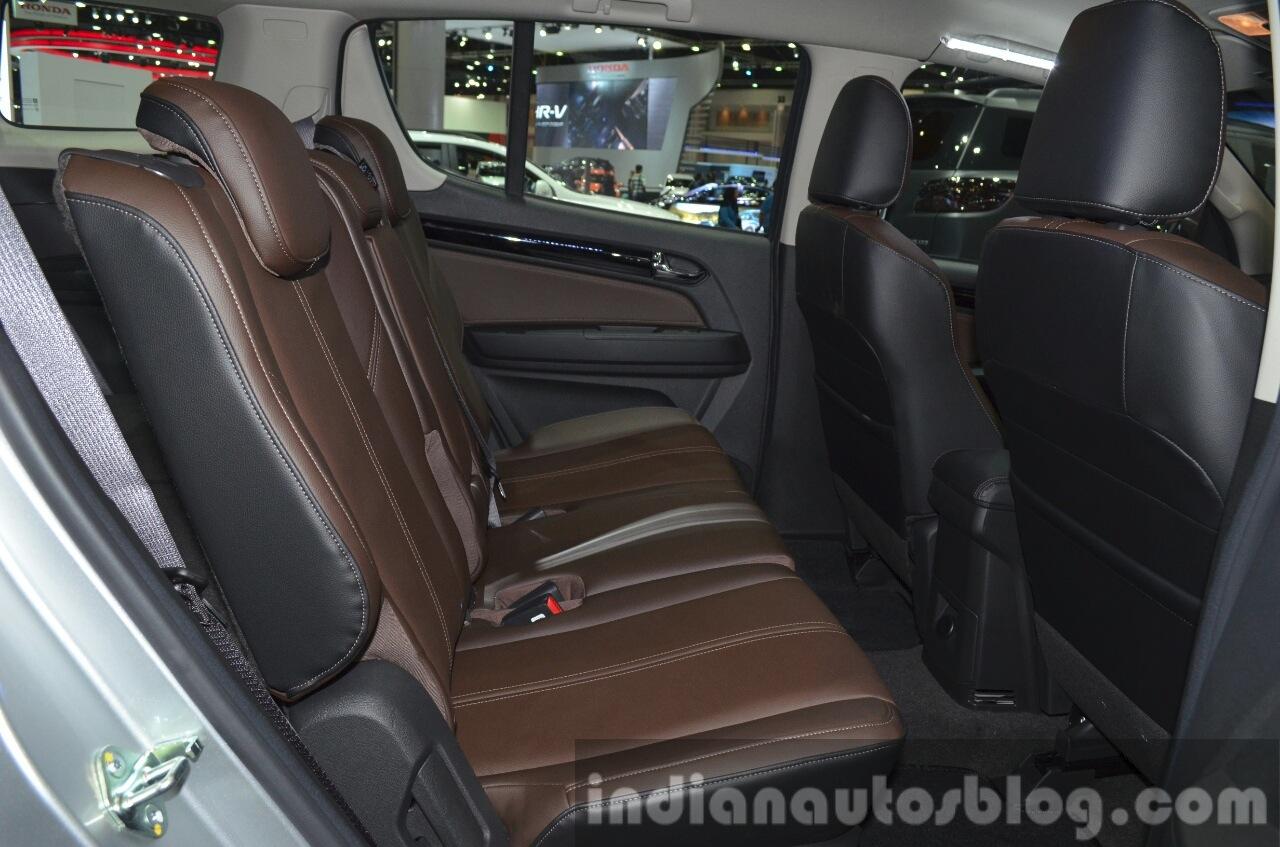 Chevrolet Trailblazer Seat Covers Velcromag