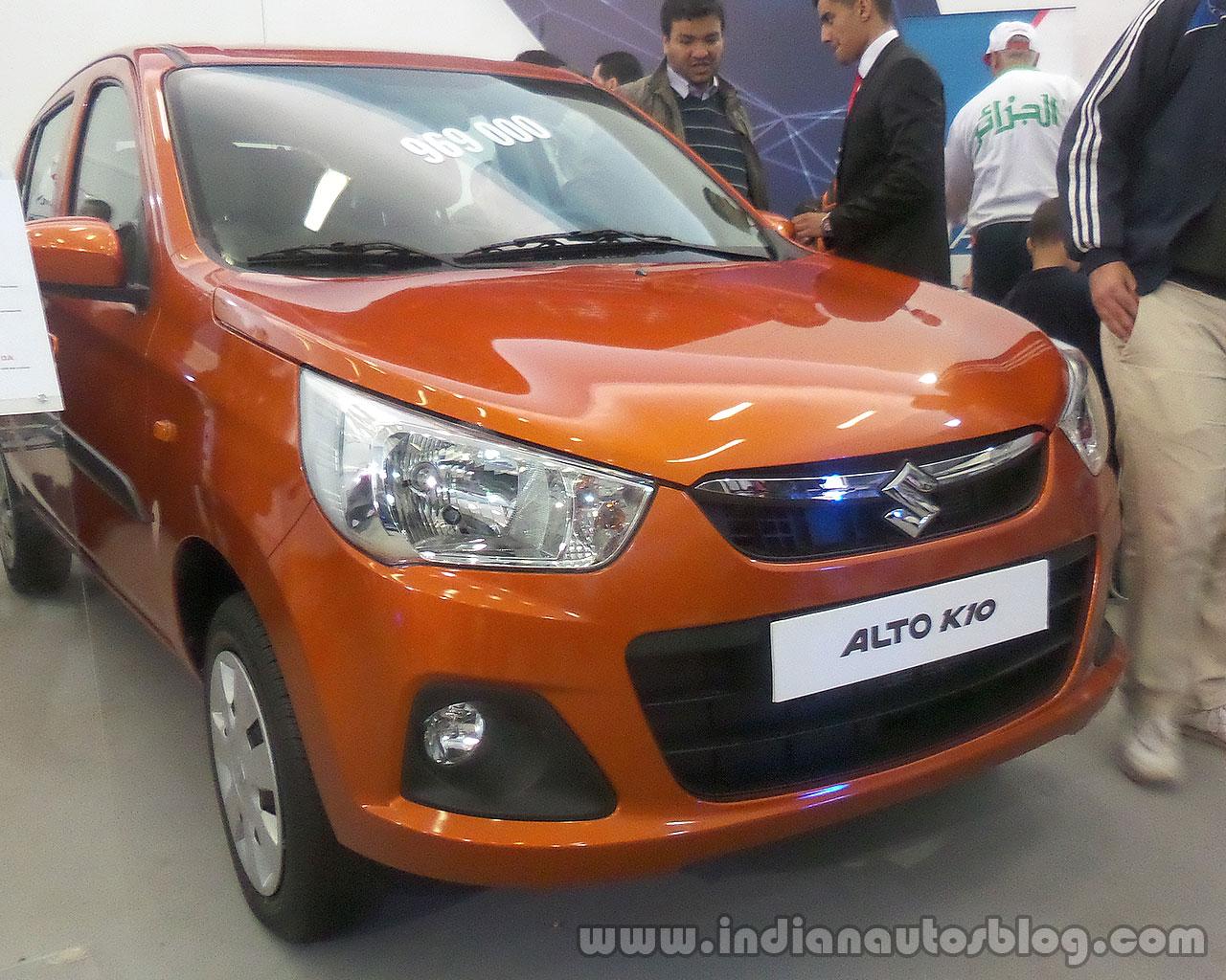 Suzuki-K10-front-quarter-view-at-Algeria-Motor-Show