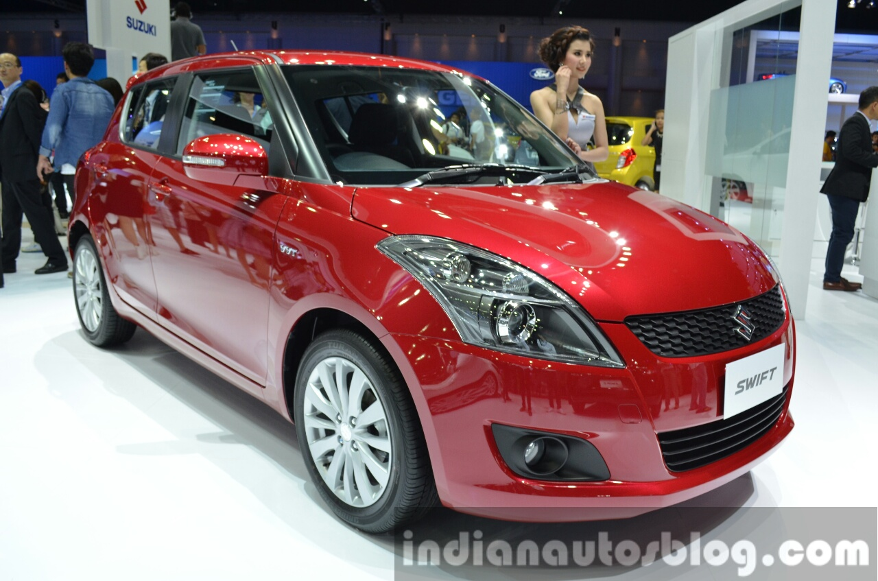 top spec suzuki swift rx 2015 bangkok live. Black Bedroom Furniture Sets. Home Design Ideas