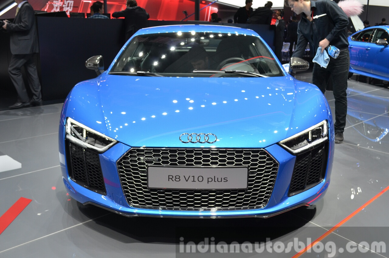 2016 Audi R8 To Launch In India In Early 2016