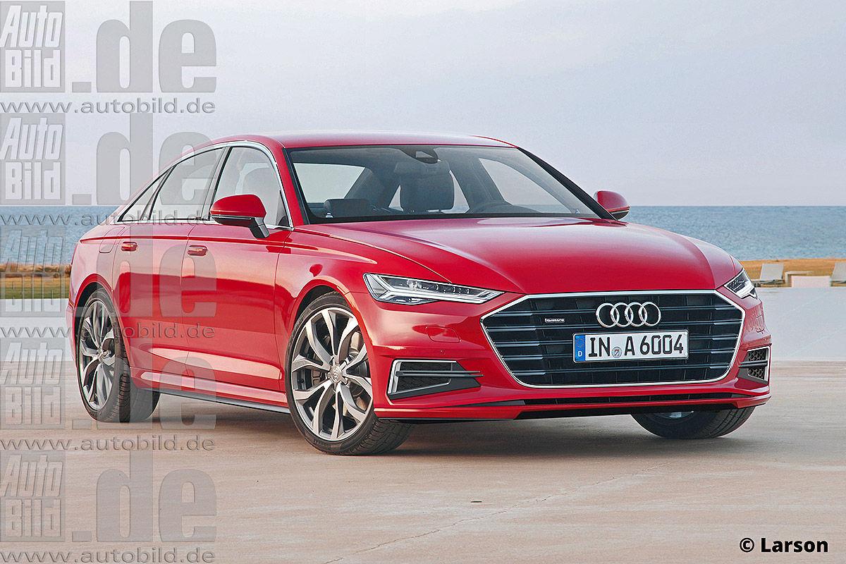 2017 Audi A6 to get up to 400 PS, semi-autonomous tech - Report