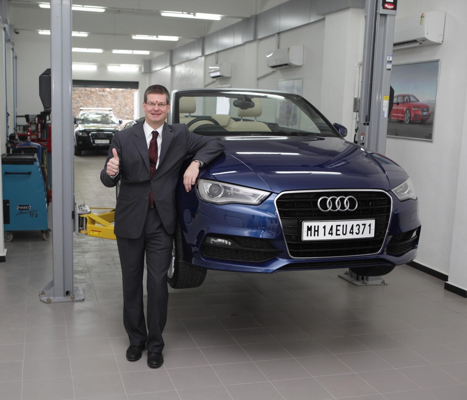 Audi India Technical Service Centre Inauguration