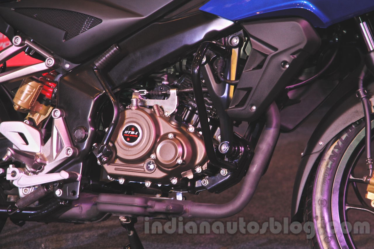 Bajaj Pulsar AS 150 engine