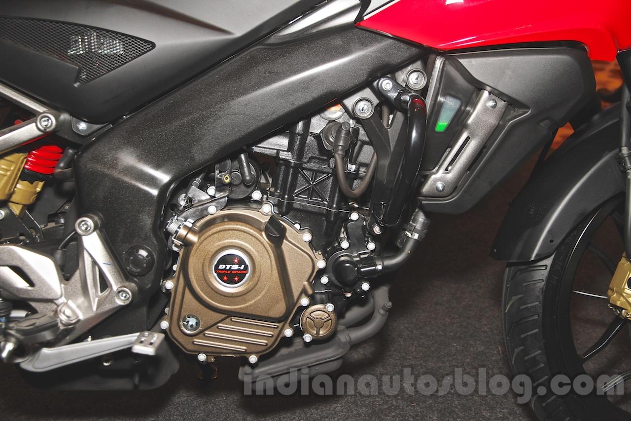 Bajaj Pulsar AS 200 engine image