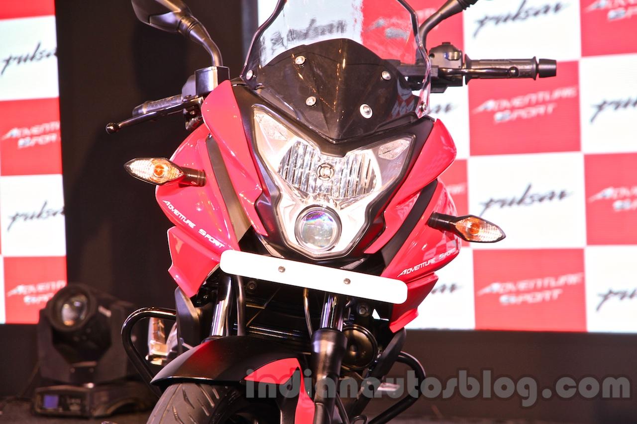 Bajaj Pulsar AS 200 headlight