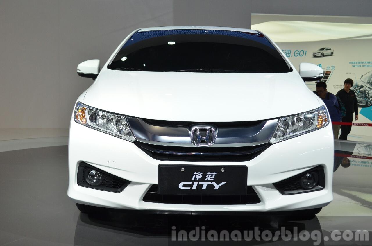 New Honda City Auto Shanghai Live