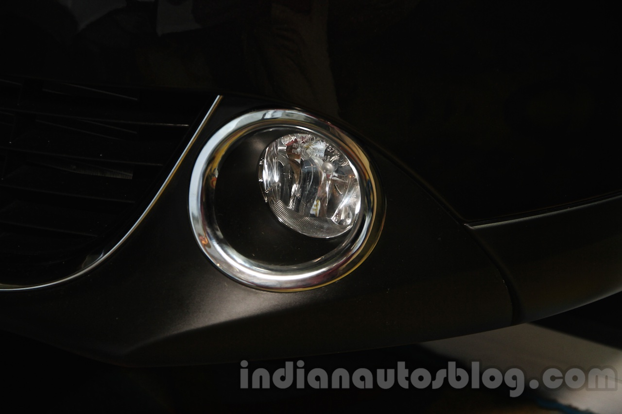 Renault Lodgy foglight India launch