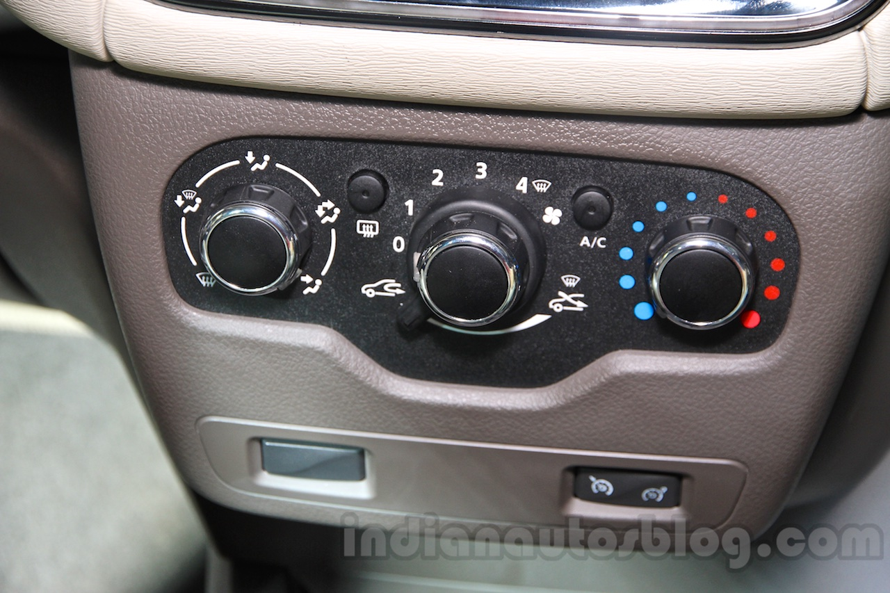 Renault Lodgy music system India launch