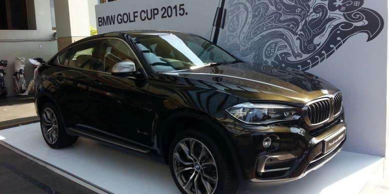 Bmw X6 Previewed Ahead Of Market Launch Indonesia