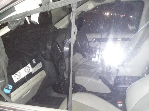 Chevrolet Trailblazer interior India spied