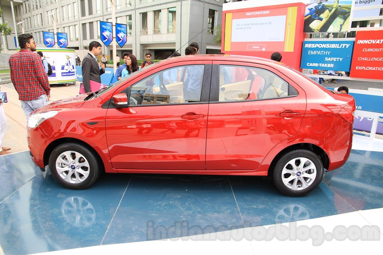 Ford Figo Aspire vs Maruti Dzire vs Honda Amaze - Comparo