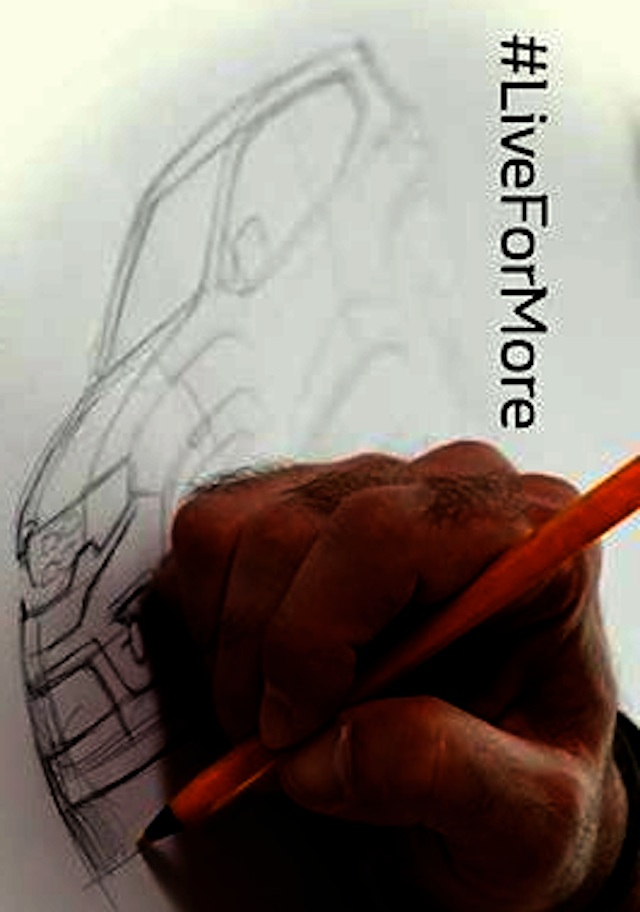Renault Kayou sketch from Renault India Facebook page