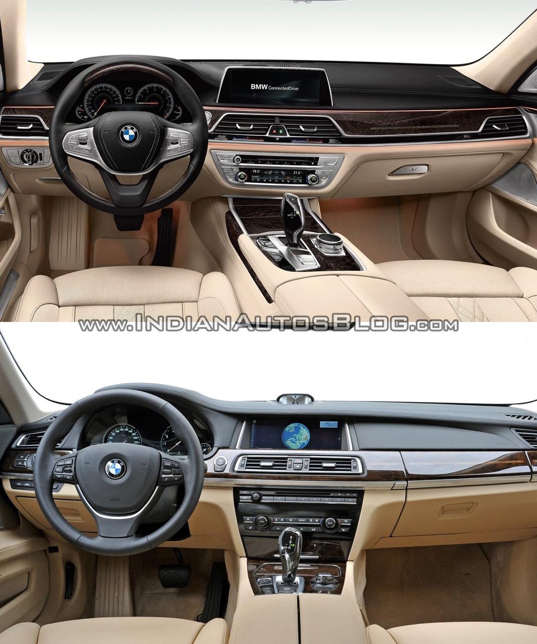 2016 BMW 7 Series Vs 2014 BMW 7 Series