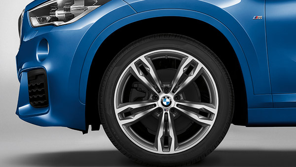 2016 bmw x1 m sport package rims surfaces. Black Bedroom Furniture Sets. Home Design Ideas
