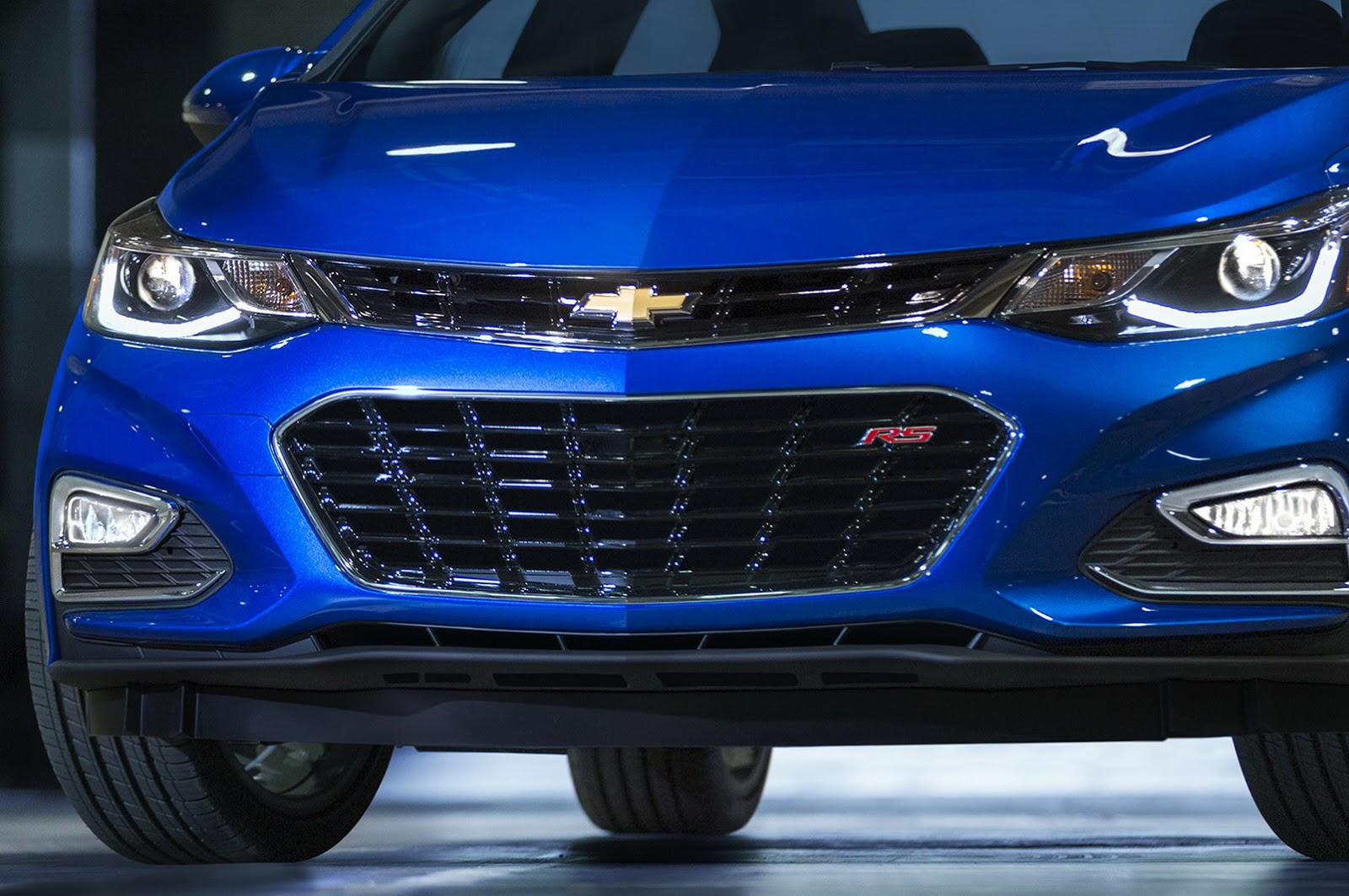 2016 Chevrolet Cruze grille official image