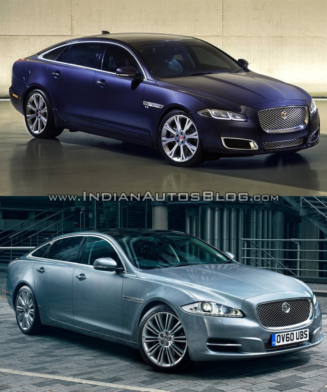 2016 Jaguar XJ vs 2014 Jaguar XJ - Old vs New