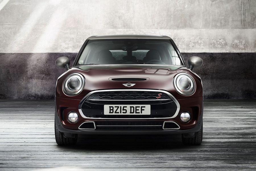 2016 Mini Clubman S front official gallery surfaces