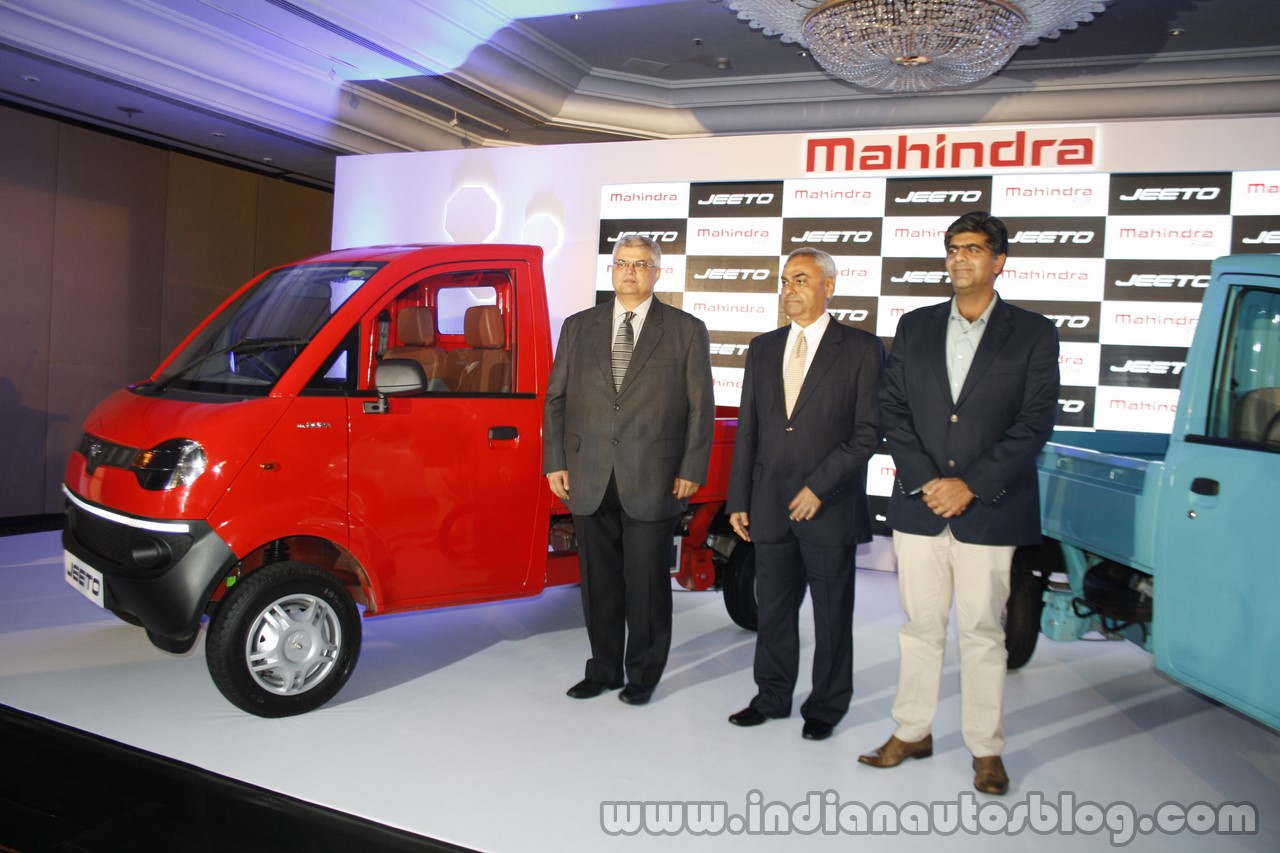 Mahindra Jeeto Launch (2)