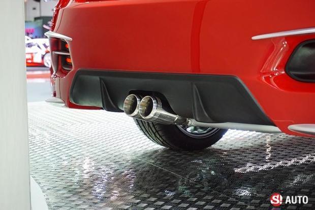 Suzuki Ciaz Custom exhausts