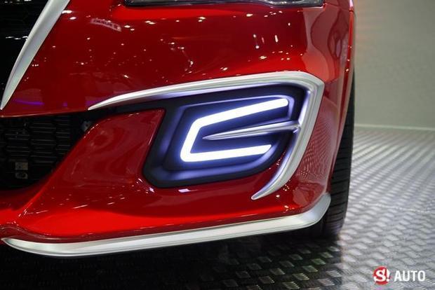 Suzuki Ciaz Custom foglights