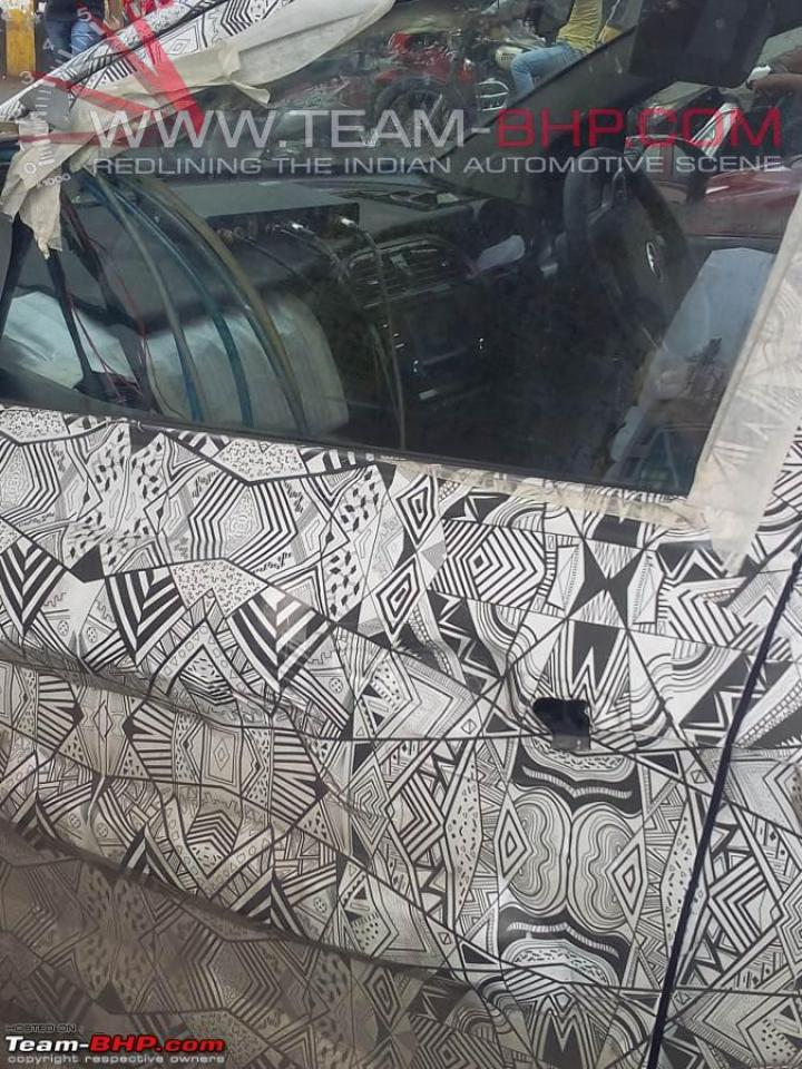 Tata Kite production interior spied