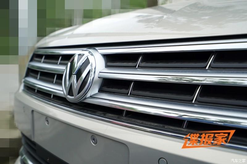 2015 Volkswagen Lavida facelift grille revealed in images