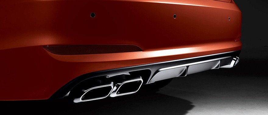 2016 Hyundai Sonata 2.0 turbo exhaust system press images