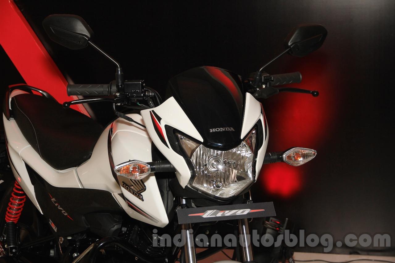 Honda Livo front fascia