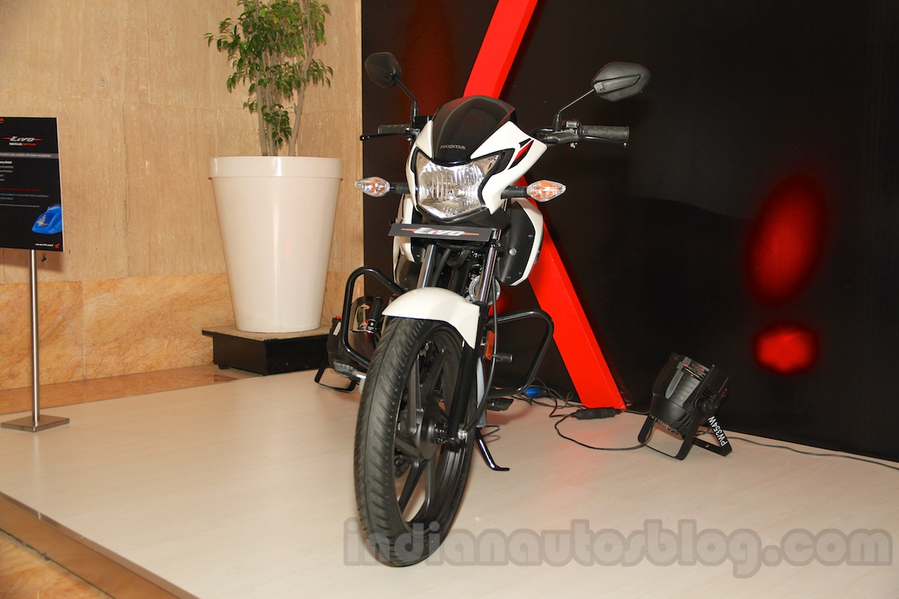 Honda Livo launched