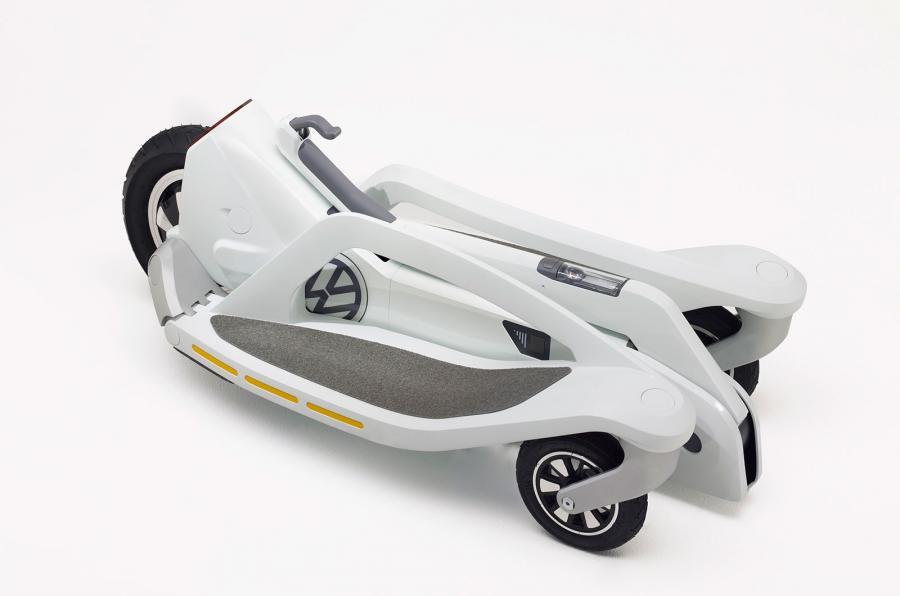 VW Last Mile Surfer rear three quarter unveiled