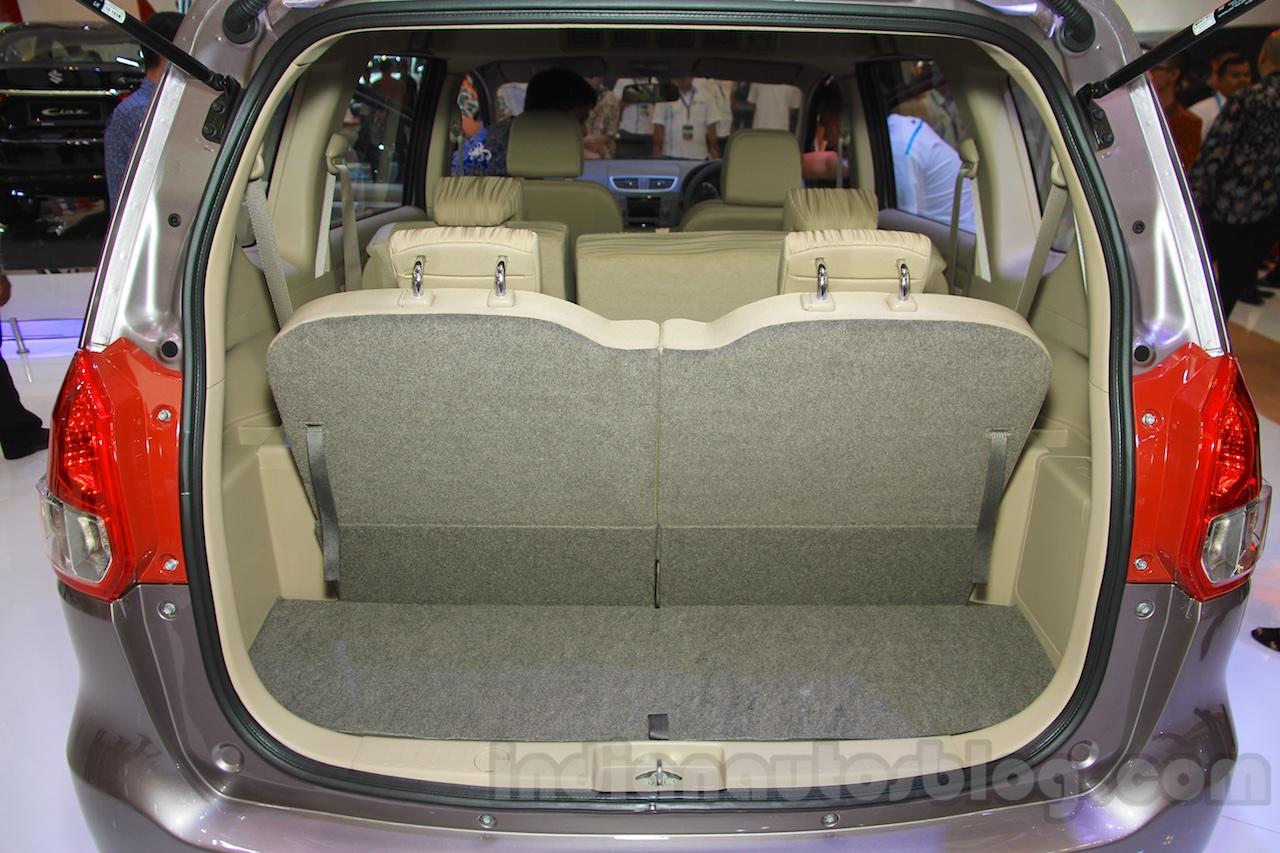 Maruti Ertiga Facelift Variant Wise Features Leaked