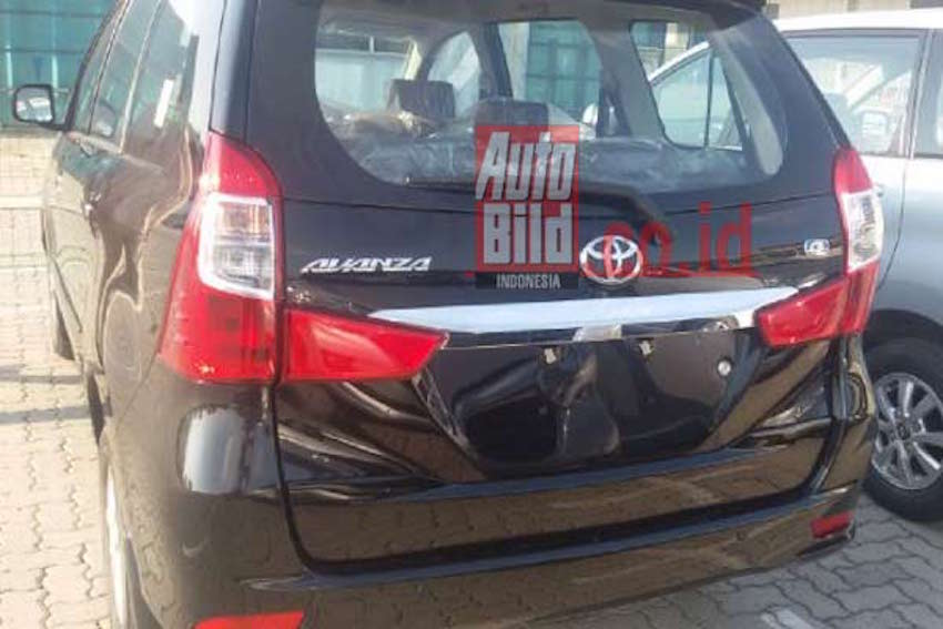 2015 Toyota Grand New Avanza arrives at dealerships