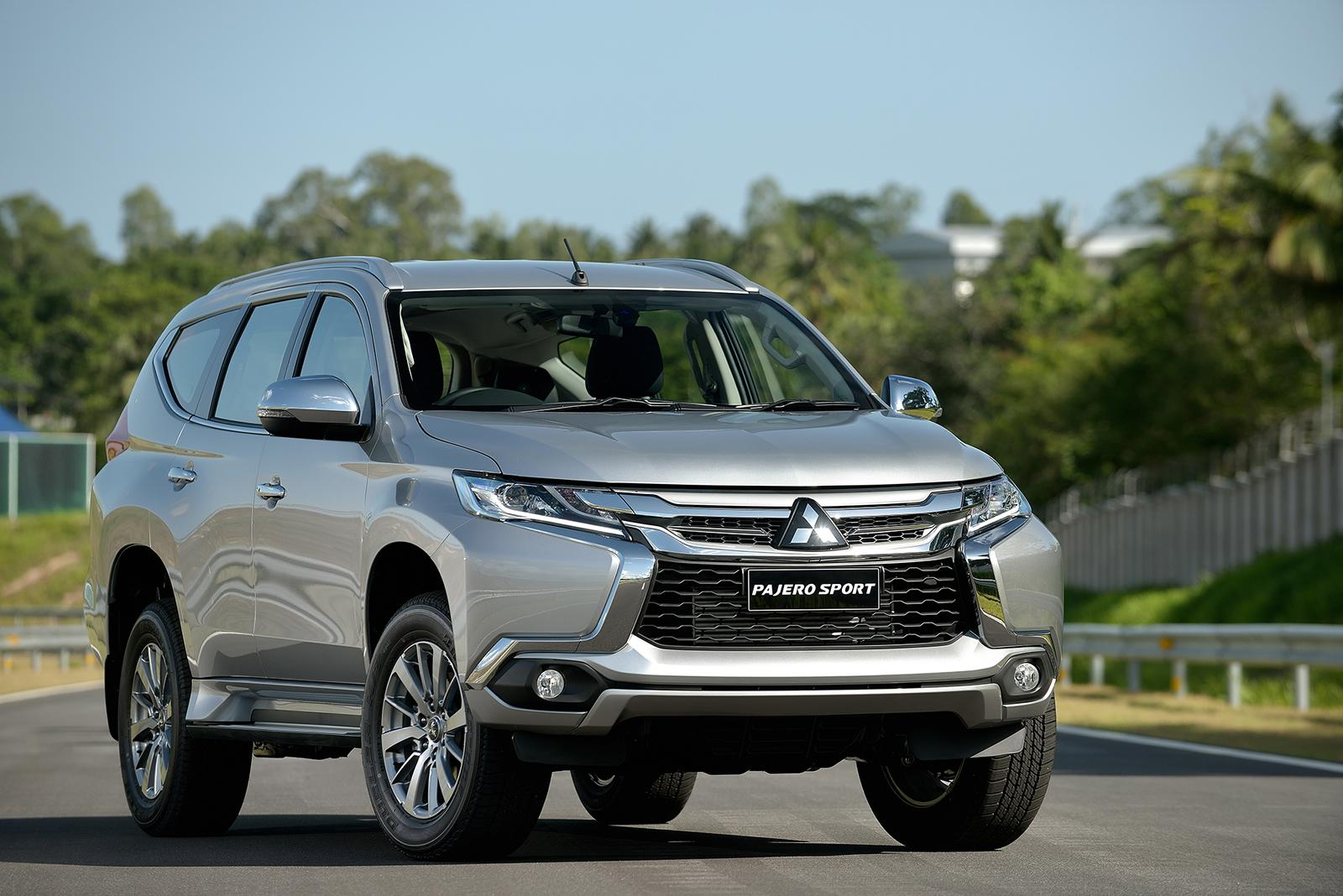 2016 Mitsubishi Pajero Sport Officially Unveiled