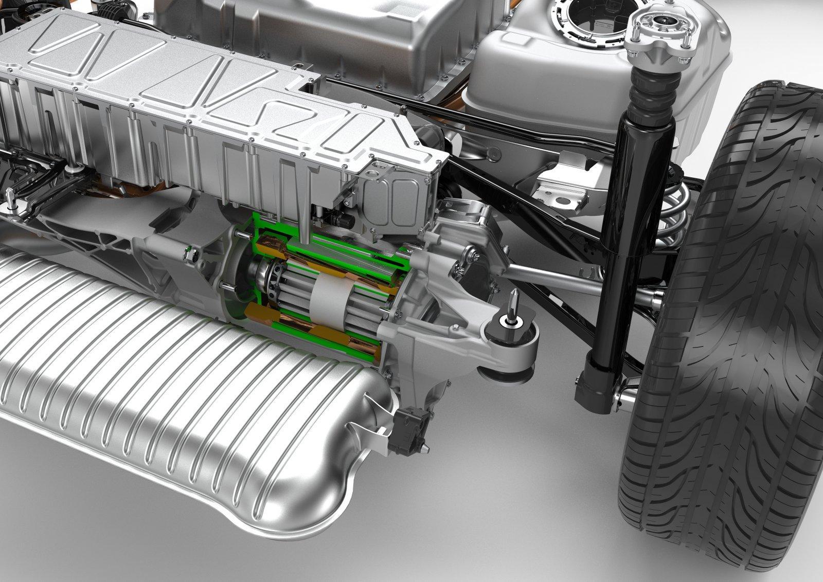 2015 BMW 225xe PHEV Active Tourer electric motor unveiled