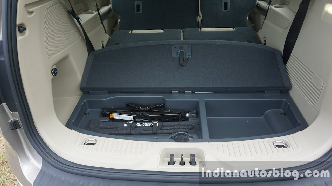 2015 Ford Endeavour tool kit (Review)