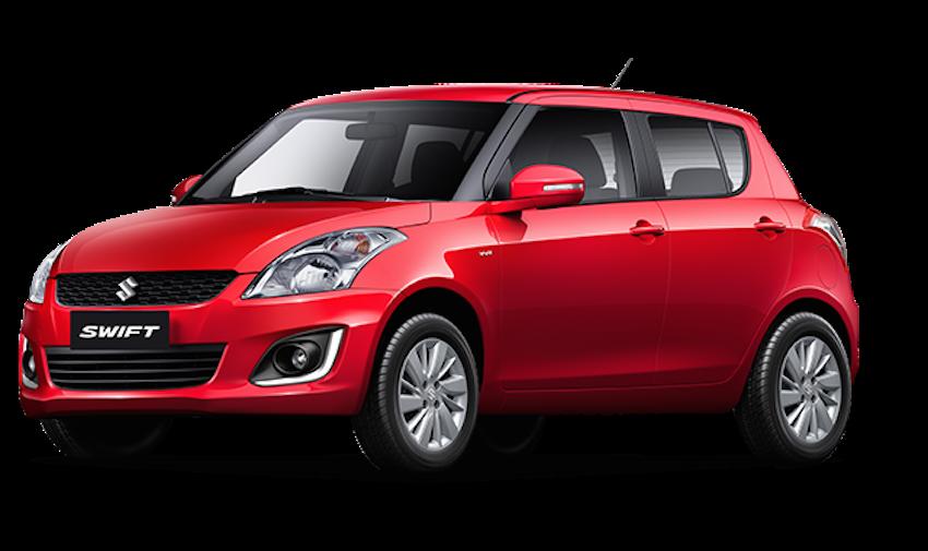 2015 Suzuki Swift 1.2 launched in Philippines